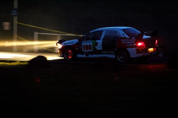 Arkadiusz Gruszka/Lukasz Wronski, Oregon Trail Rally @ Portland International Raceway, Oregon, 2013. © Dave Haworth.